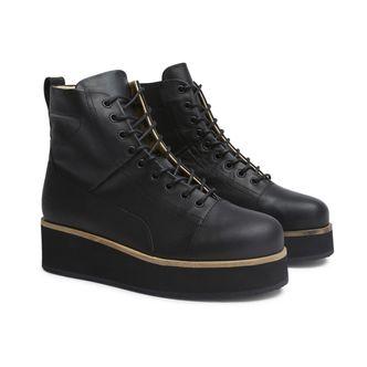 Gram 425g boots i skinn, dam