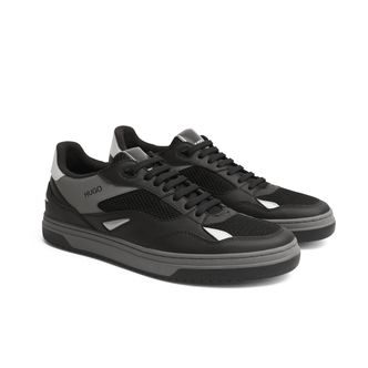 Hugo Boss Swinton sneakers i skinn, herr
