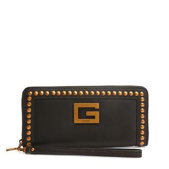 Guess Bling Large Zip plånbok