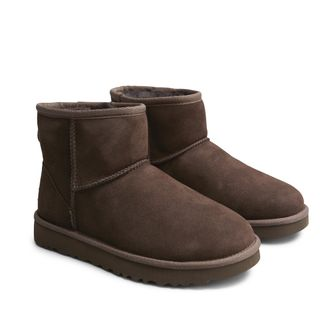 UGG Classic Mini boots i fårskinn, dam