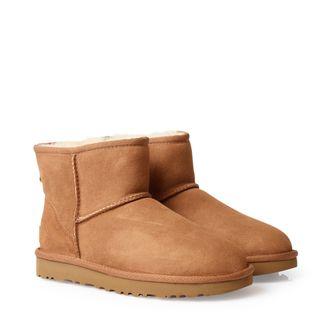 UGG Classic Mini boots i fårskinn