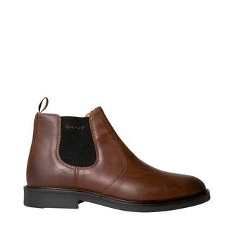 Gant Spencer chelsea boots i skinn