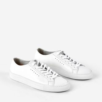 Filippa K Kate Low Sneaker sneakers i skinn
