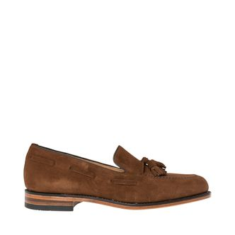 Loake Lincoln loafers i mocka
