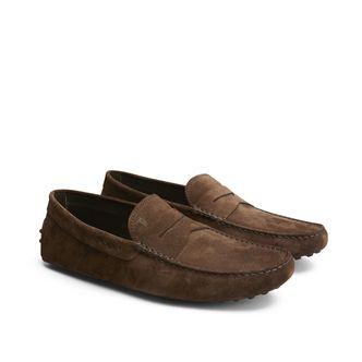 Tod's Gommini loafers i mocka