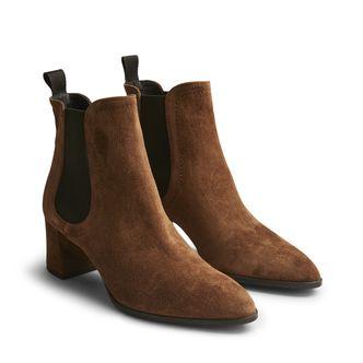 Rizzo Cleo boots i mocka