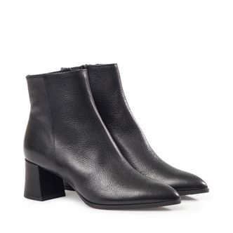 Rizzo Clarenza boots i skinn
