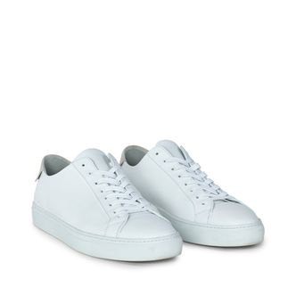 Filippa K Morgan Low Mix sneakers i skinn
