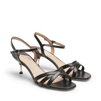 Rizzo Arietta sandaletter i skinn