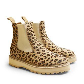 Diemme Alberone boots i skinn, dam