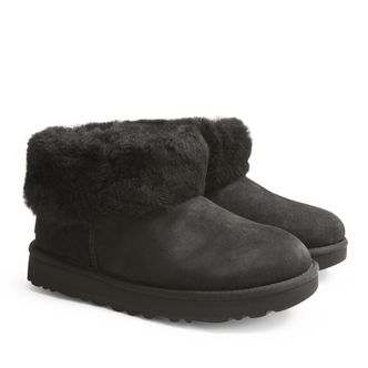 UGG Ultra Cuffed Mini Boots