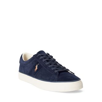 Polo Ralph Lauren Sayer sneakers i mocka