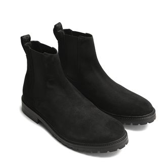 Hugo Boss Explore chelsea boots i mocka
