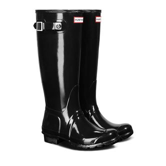 Hunter Women Original Gloss gummistövlar, dam