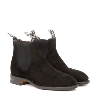 R.M.Williams Blaxland Suede chelsea boots