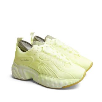 Acne Manhattan Overdyed Sneakers