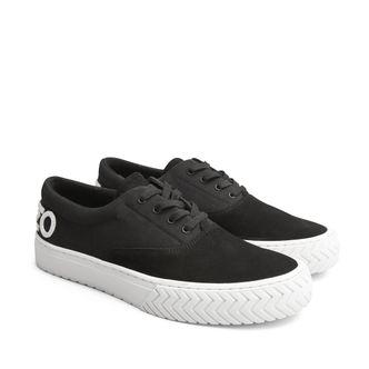 Kenzo K-skate sneakers i mocka, herr