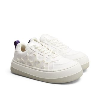 Eytys Sonic Canvas Sneakers i textil, dam