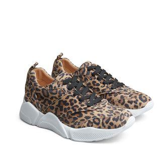 Billi Bi 8840 sneakers i mocka