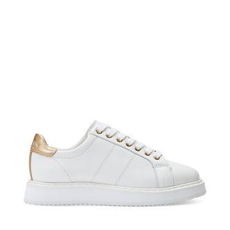 Lauren Ralph Lauren Angeline sneakers i skinn