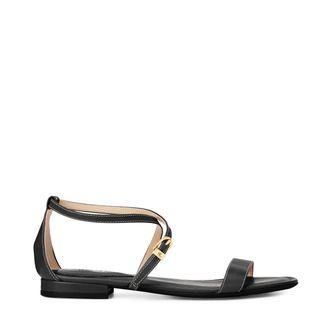 Lauren Ralph Lauren Emery sandaler i skinn, dam
