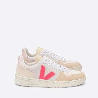 Veja V-10 Multi sneakers i mocka, dam