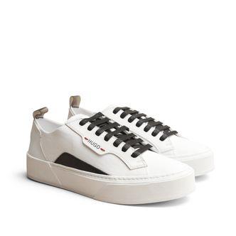 Hugo Boss Volcano sneakers i skinn