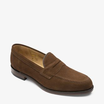 Loake Imperial loafers i mocka