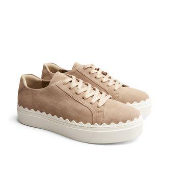 Rizzo Bianca sneakers i mocka