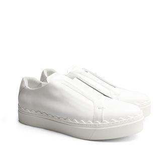Rizzo Beata sneakers i skinn