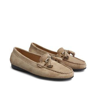 Rizzo Laurina loafers i mocka, dam