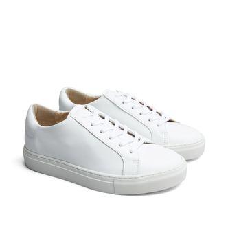 Rizzo Celestina sneakers i skinn, dam