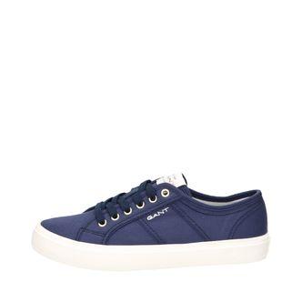 Gant Pinestreet sneakers i textil, dam