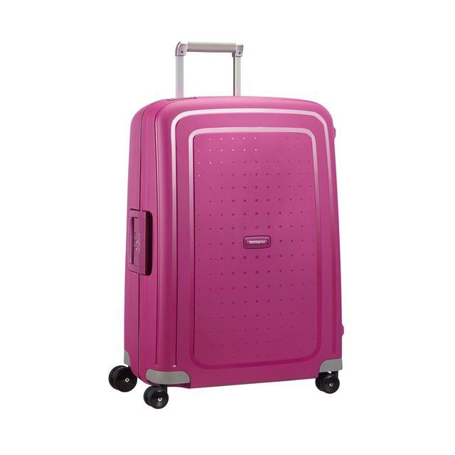 Samsonite S'Cure hård resväska, 4 hjul, 69 cm