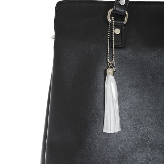 Firefly Reflector bag charm