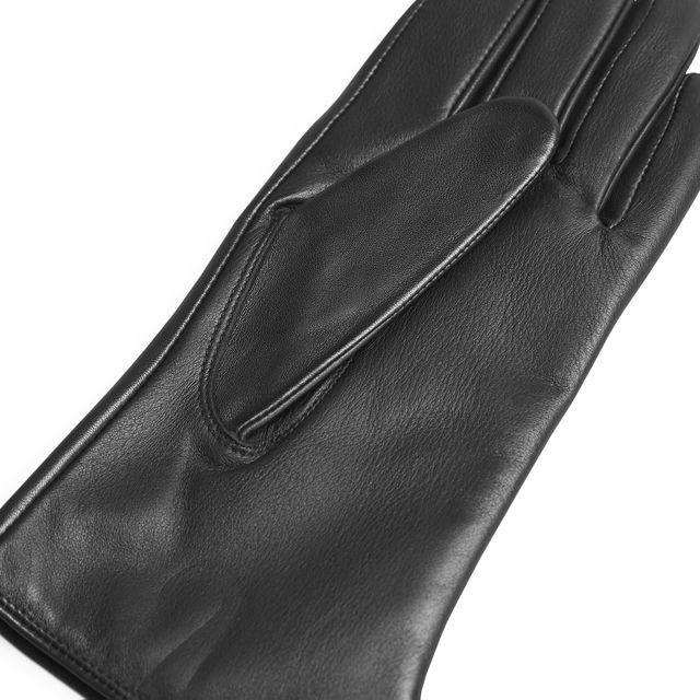 Handskmakaren Ragusa extra vida skinnhandskar med touch, dam