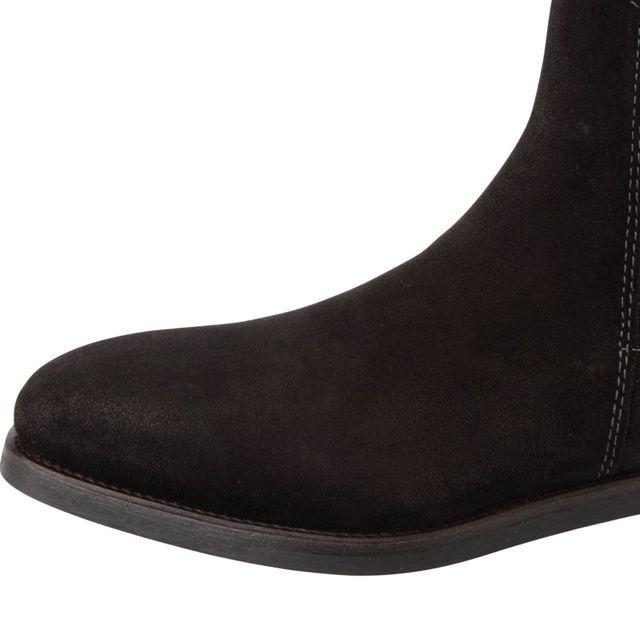 Gant James chelsea boots i mocka, herr