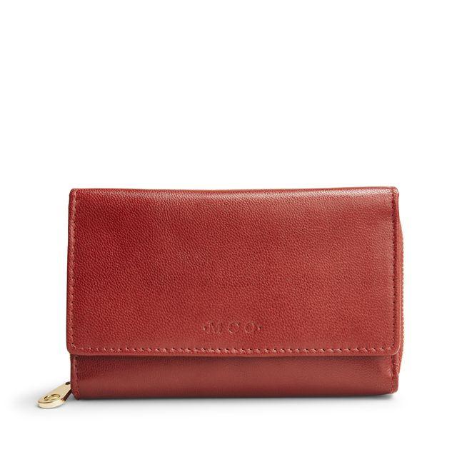 MCO Ninni stor plånbok i skinn