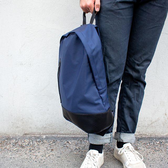 Don Donna Dylan ryggsäck i nylon med datorfack