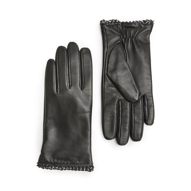Handskmakaren Acerra handskar i skinn, dam
