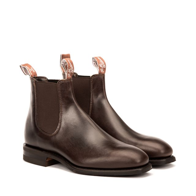 R.M.Williams Blaxland Yearling chelsea boots, dam