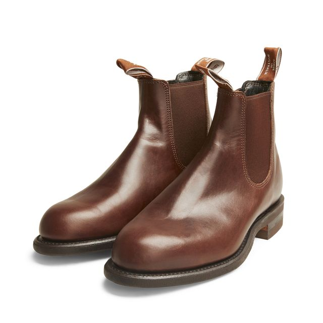 R.M.Williams Wentworth Yearling chelsea boots, dam