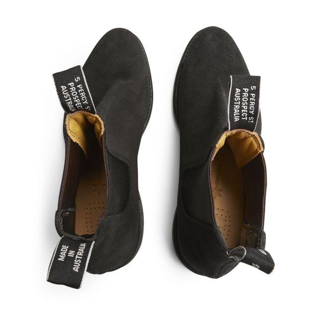 R.M.Williams Macquarie Suede chelsea boots, dam
