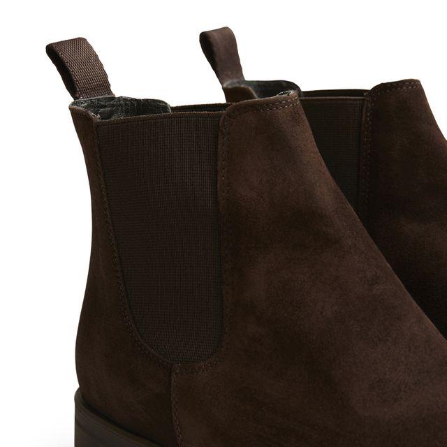 chelsea boots mocka dam