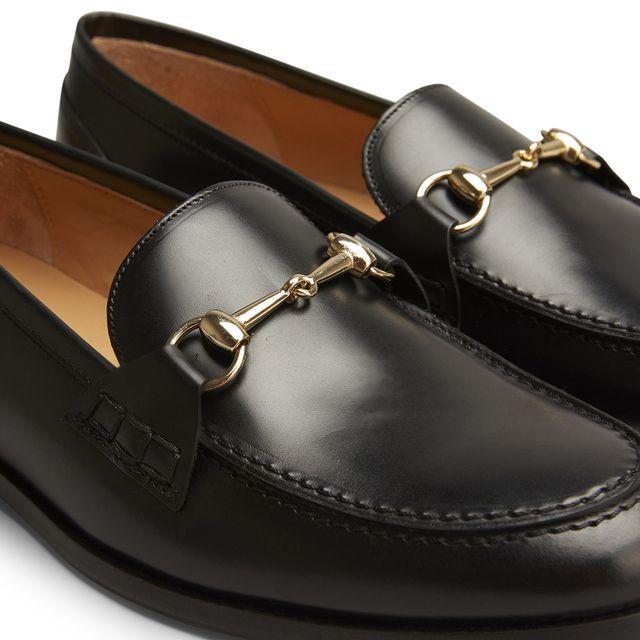 Rizzo Elisea loafers i skinn, dam