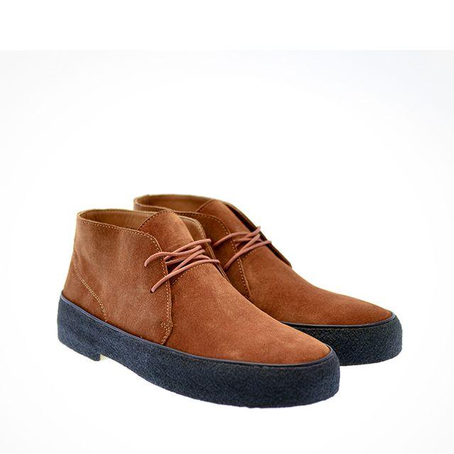 Playboy boots i mocka