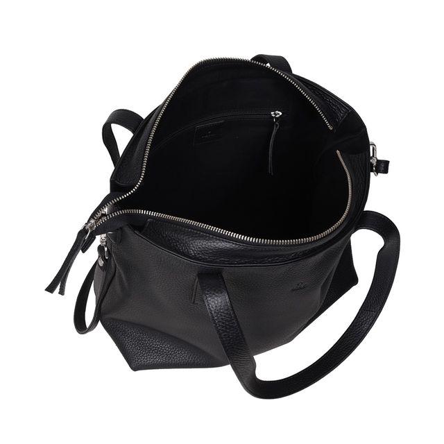 Adax Elka handväska i skinn