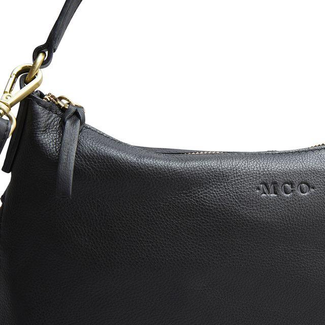 MCO Ruth Hobo handväska i skinn