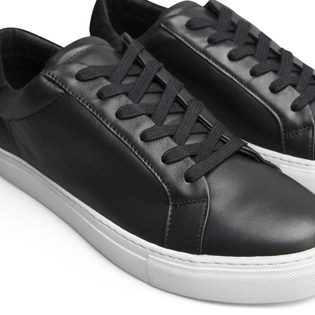 Rizzo Albio sneakers i skinn, herr