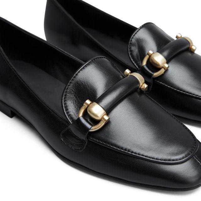 Rizzo Angie loafers i skinn, dam